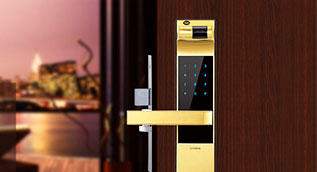 Access control for Hotel management