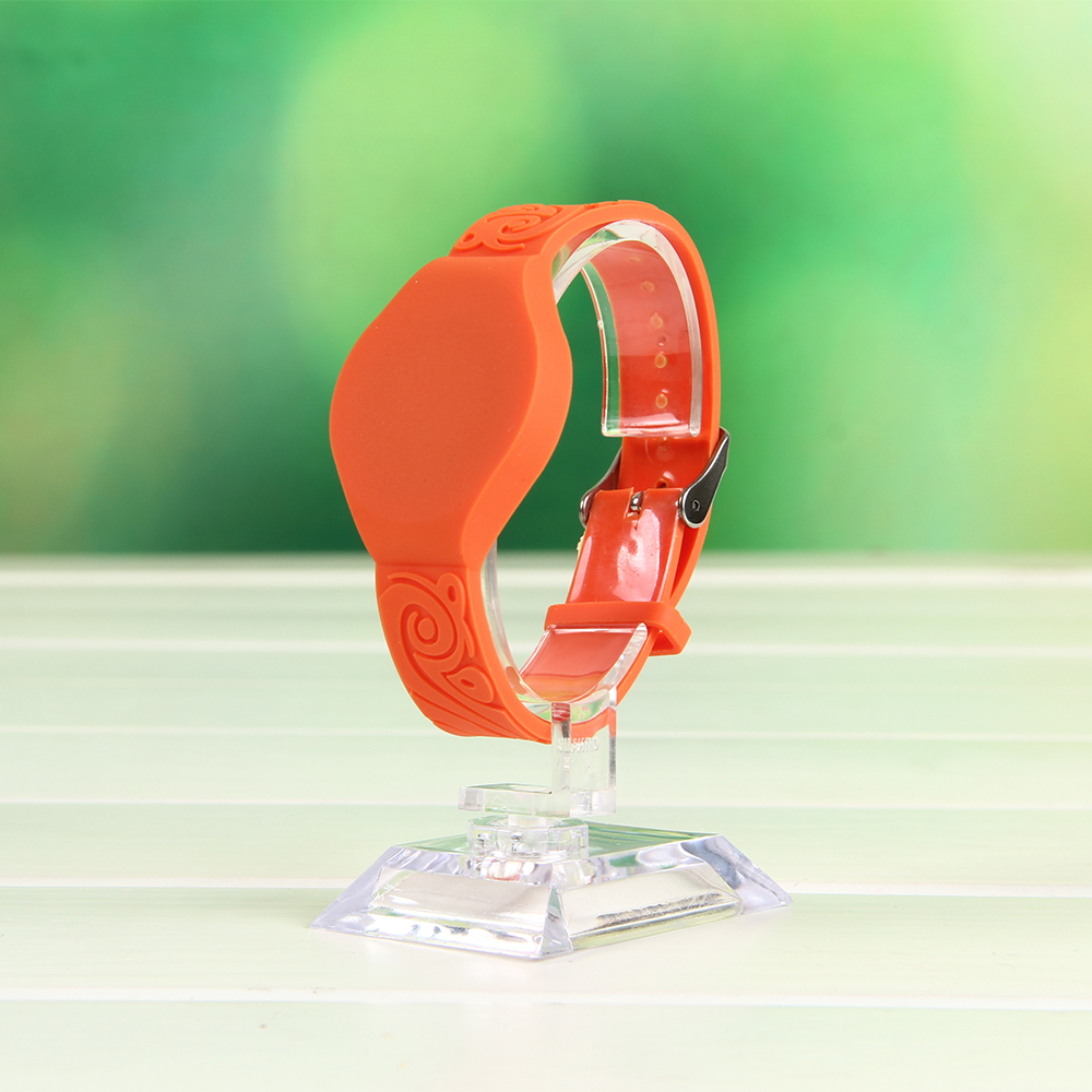 Watch buckle rfid wristbands price
