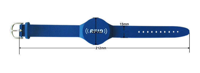 Low cost rfid wristbands price5