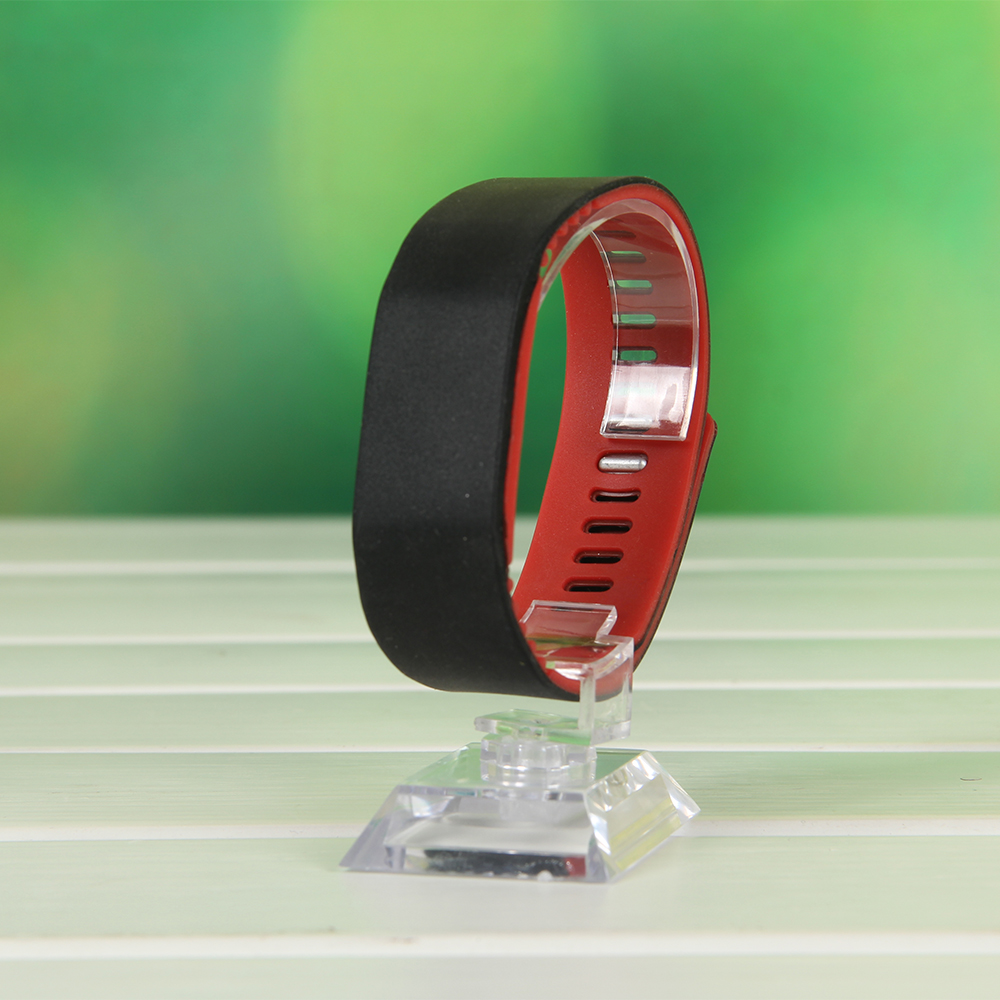 Black rfid bands