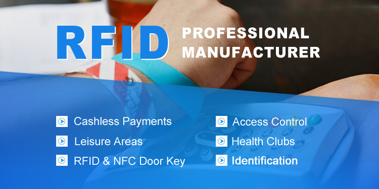 Low cost rfid wristbands price